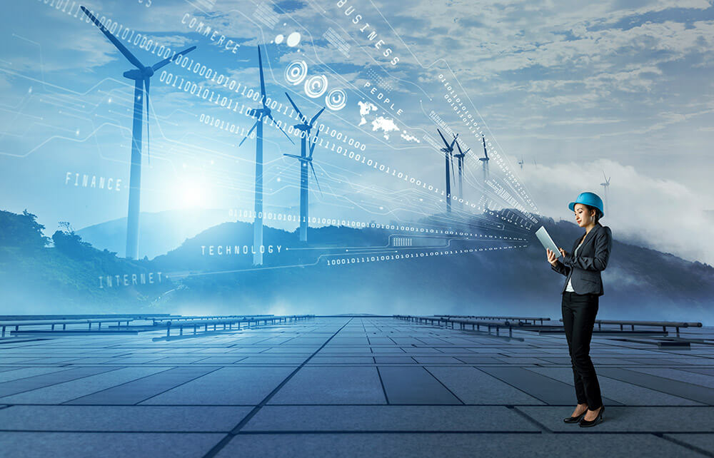 Data-driven strategies for prospering in a changing energy landscape